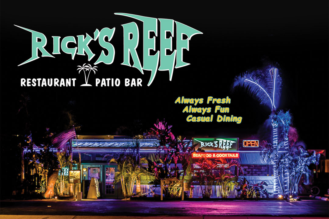 Rick's Reef – St Pete Beach