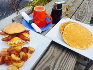 Best Breakfast on St. Pete Beach
