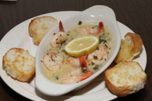 The Best Seafood on St. Pete Beach is at Rick's Reef.