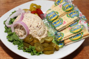 The Best Smoked Fish Spread on St. Pete Beach is at Rick's Reef. Awesome Seafood!